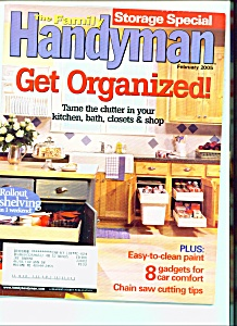 The Family Handyman - February 2005 (Image1)