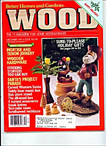 Wood Magazine - December 1991 (Image1)