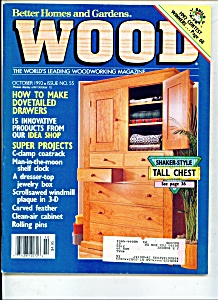 Wood magazine - October 1992 (Image1)
