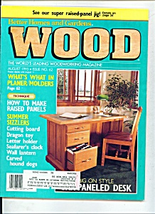 wood magazine - August 1993 (Image1)