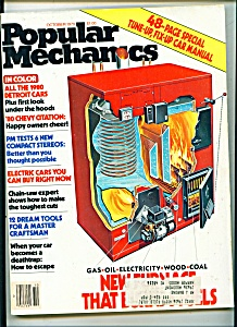 Popular Mechanics - October 1979 (Image1)