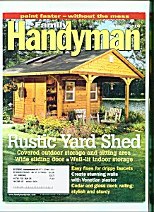 The Family Handyman -  July?August 2004 (Image1)