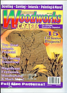 Woodworks % Crafts - March 1999