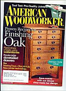 American Woodworker -  September 2005 (Image1)