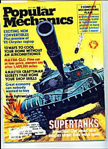 Popular Mechanics - July 1981 (Image1)