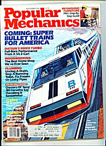 Popular Mechanics - November 1983 (Image1)