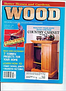 Wood magazine - February 1994 (Image1)