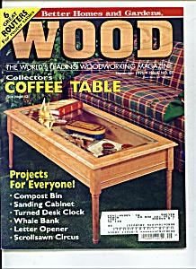 Wood Magazine - September 1995 (Image1)