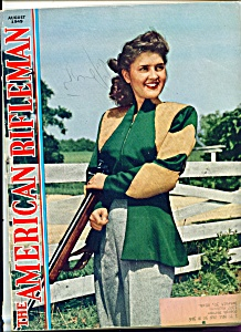 The American Rifleman  - August 1949 (Image1)