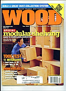 Wood Magazine - September 2002
