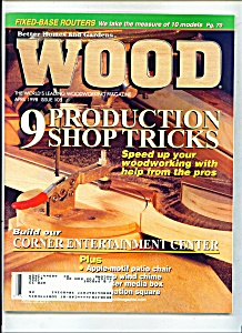 Wood Magazine- April 1998 (Image1)