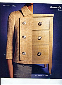 Thomasville furniture catalog - Spring 2007 (Image1)