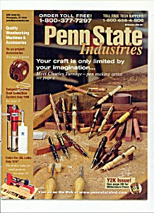 Penn State Industries Catalog - 2000-2001