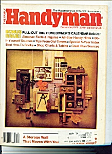 The Family Handyman - December 1979 (Image1)