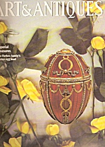 Arts & antiques magazine -  April 1986 (Image1)