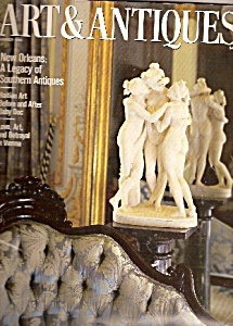 Art & Antiques magazine =-  Summer 1986 (Image1)