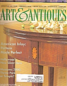 Art & Antiques Magazine- January 1997