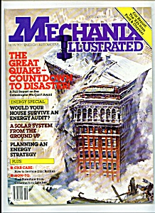 Mechanix illustrated - October 1981 (Image1)