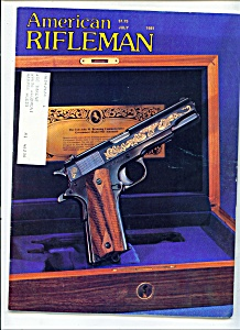 American Rifleman - July 1981 (Image1)