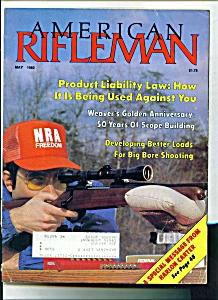 American Rifleman - May 1983 (Image1)