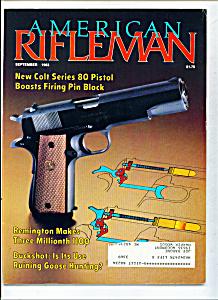 American Rifleman -September 1983 (Image1)