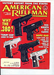 American Rifleman - September 1995 (Image1)