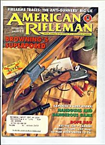 American Rifleman -  October 1997 (Image1)