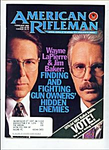 American Rifleman - February 1999 (Image1)