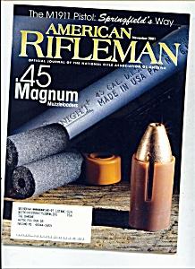 American Rifleman - November 2001 (Image1)