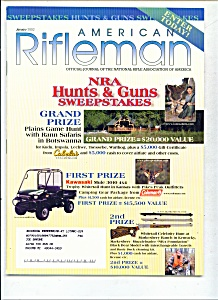 American Rifleman - January 2002 (Image1)