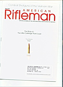 American Rifleman - March 2002