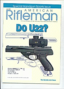 American Rifleman - June 2002