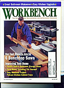 Work Bench Magazine - Jan/feb. 1999