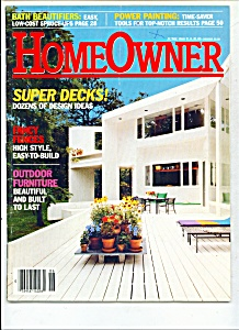 Home Owner Magazine -  June 1988 (Image1)