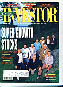Personal Investor Maazine - March 1990