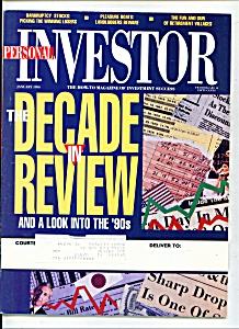 Personal Investor maazine -  January 1990 (Image1)