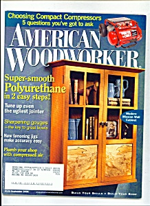 American Woodworker magazine - September 2006 (Image1)