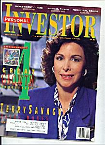 Personal investor magazine - September 1990 (Image1)