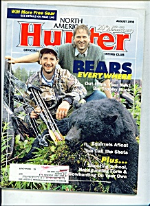 North American Hunter -  August 1998 (Image1)