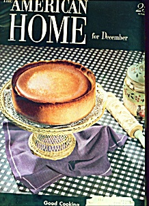 The American Home - December 1952