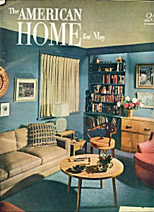 The American Home For May 1951