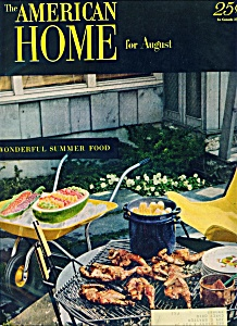 The American Home - for August 1951 (Image1)
