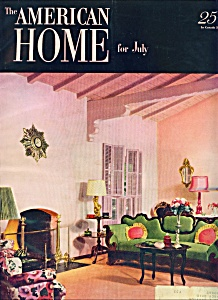 The American Home For July 1951