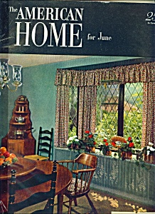 The American Home For June 1951