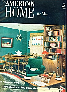 The American Home For May 1952