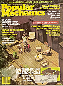 Popular Mechanics - Sept. 1978 (Image1)