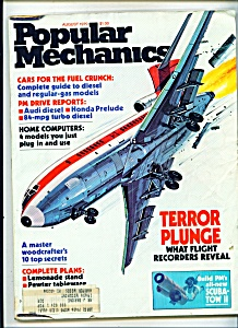 Popular Mechanics - August 1979 (Image1)