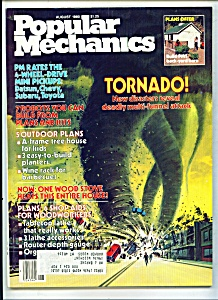 Popular Mechanics - August 1980 (Image1)