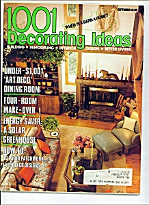 1001 Decorating Ideas magazine- September (Image1)