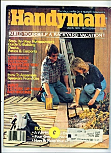 The Family Handyman - March 1979 (Image1)